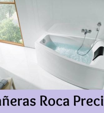 Bañeras Roca Precios