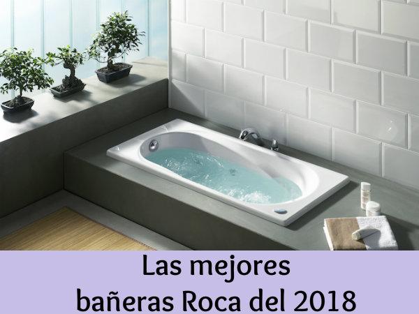 Bañeras Roca Precio Encuentra Las Mejores Ofertas De Bañeras