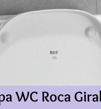 Tapa WC Roca Giralda